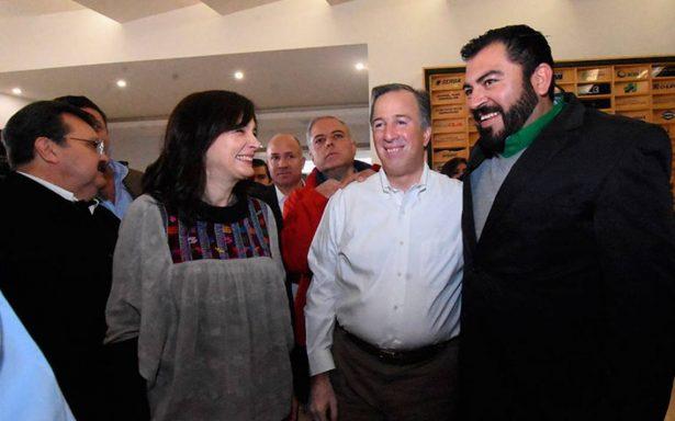 Acusa Meade que Javier Corral recurre al montaje político