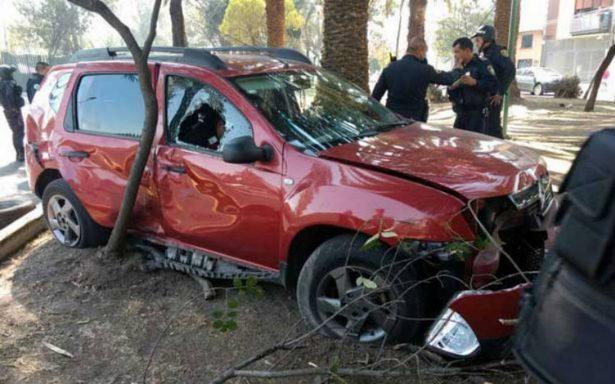 Mueren dos delincuentes tras enfrentarse con policías en San Juan Aragón