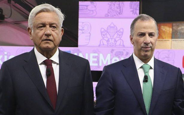 Meade sostiene que socios de Odebrecht están vinculados a AMLO