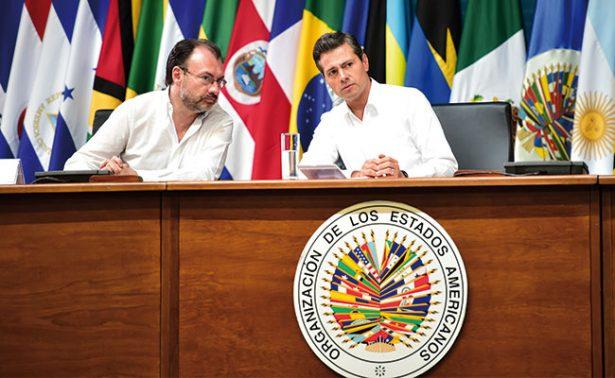 Multilaterismo, instrumento para superar desafíos comunes: EPN