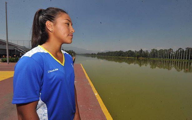 Angie Rodríguez rumbo a los Juegos Olímpicos de la Juventud de Buenos Aires