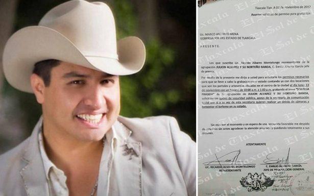 Los deja plantados: Julión Álvarez no llega a grabar videoclip en Tlaxcala