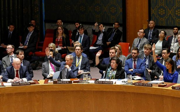 ONU cierra otra reunión sobre Siria sin acuerdos y con fuertes divisiones
