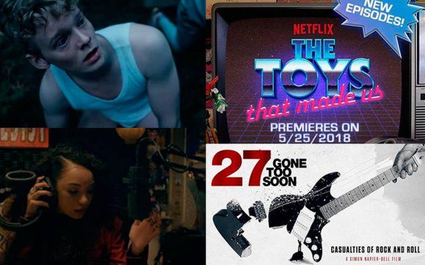 Mayo ya está cerca y Netflix lo sabe ¡aquí los estrenos para este mes!