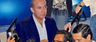 Felipe Calderón niega haber exonerado a Humberto Moreira