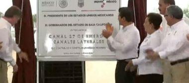 Existen áreas de oportunidad para México en renegociación del TLCAN: Peña Nieto