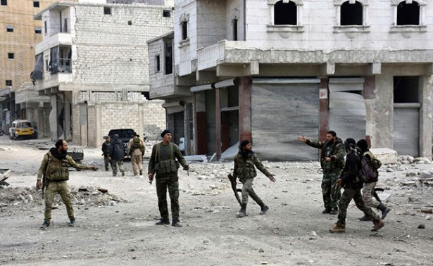 Turquía confirma que el alto el fuego en Siria no incluye al Estado Islámico