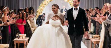 [Fotos] Así se vivió la millonaria boda de Serena Williams