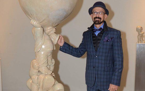 La galería de Óscar Román inauguró dos exposiciones en el marco Gallery Weekend 2017