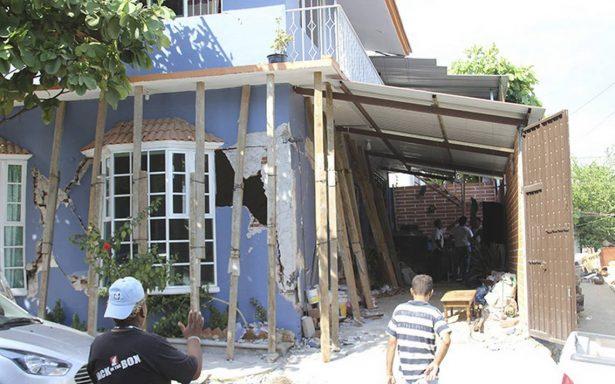 Fortalecen atención a damnificados en Oaxaca