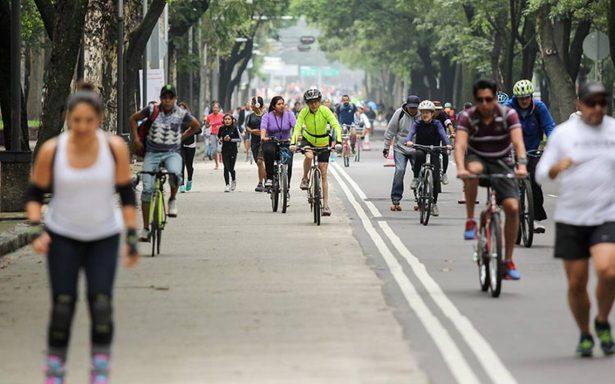 ¡A pedalear en familia! Este domingo habrá Ciclotón CDMX