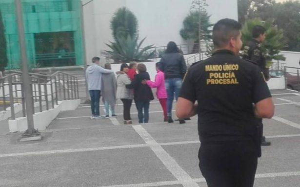 """Justicia, piden familiares en primera audiencia contra """"El Descuartizador"""" de Ecatepec"""