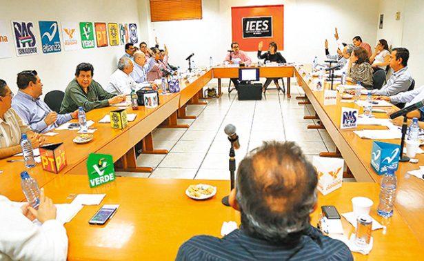 Aprueban en Sinaloa reformas para crear nuevos partidos