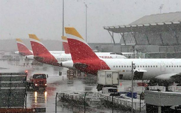 Desvían vuelo de Iberia a Finlandia por razones desconocidas