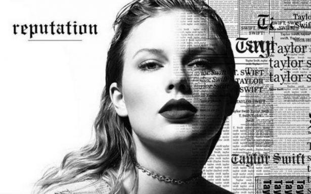 ¡Taylor Swift arrasa! Su álbum 'Reputation' es el más vendido de 2017