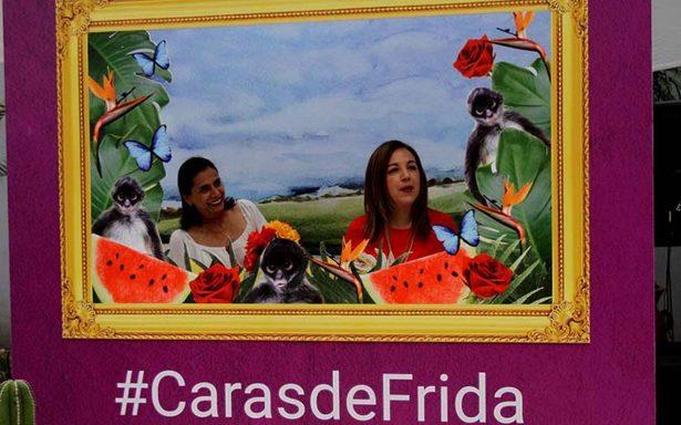 Las Caras de Frida Kahlo llegan a todo el mundo gracias a Google