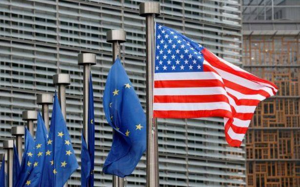 UE responde a Trump, alista aranceles a whisky y al jugo de naranja de EU