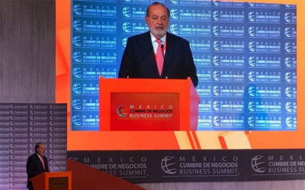 México ha desaprovechado sus recursos, asegura Carlos Slim