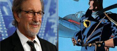 """Spielberg se lanza a la aventura con """"Blackhawks"""", su primera cinta de superhéroes"""