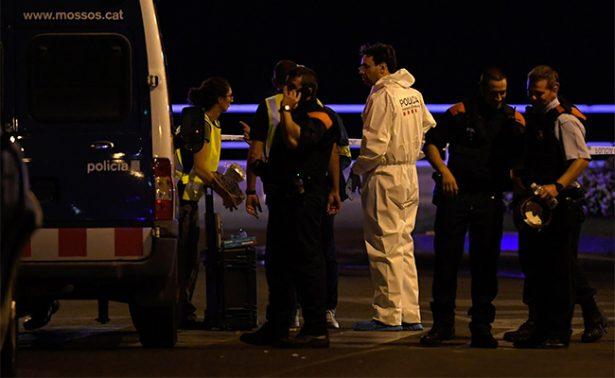Suman cinco presuntos terroristas abatidos en Cambrils, Tarragona