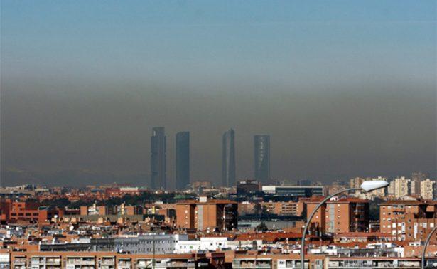 """Madrid aplica por primera vez su propio """"Hoy No Circula"""""""