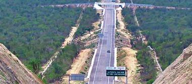 SCT: Inversión de más de 300 mil mdp en infraestructura carretera