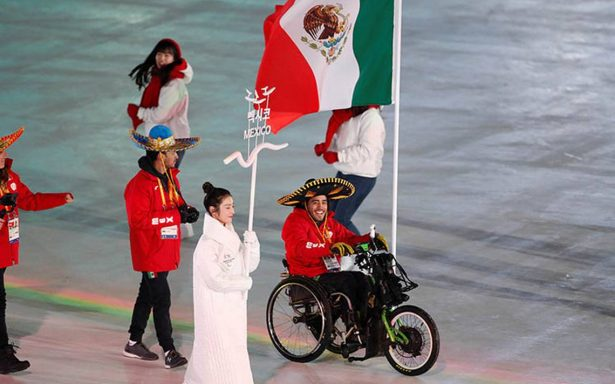 Arly Velásquez, el mexicano que desafía a los Juegos Paralímpicos de Invierno