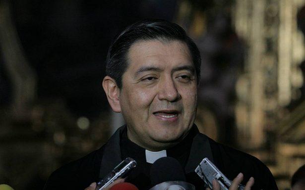 Hugo Valdemar renuncia a vocería de la Arquidiócesis