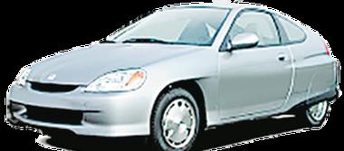 Honda Insight, el primer híbrido de la firma japonesa