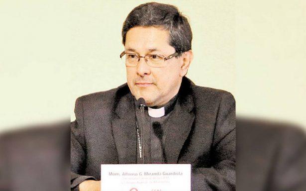 Obispos aseguran que atender al crimen es un posible camino para la paz