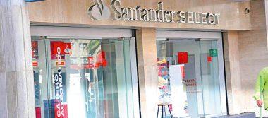 México es líder en servicios financieros en línea: Grupo Santander