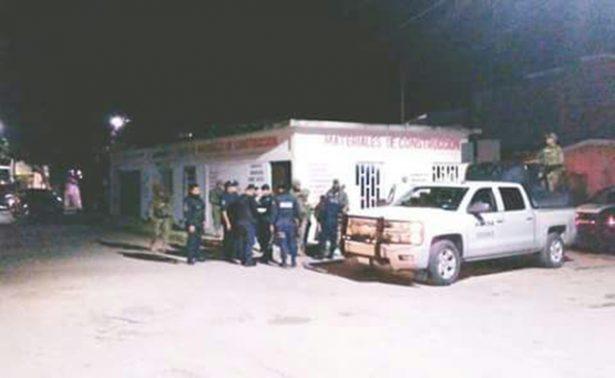 Enfrentamiento entre policías y habitantes deja un muerto en Tabasco