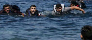 Mueren al menos 16 refugiados en naufragio cerca de Lesbos