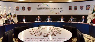 Amenaza de deportaciones masivas: tema total en reunión de la Conago