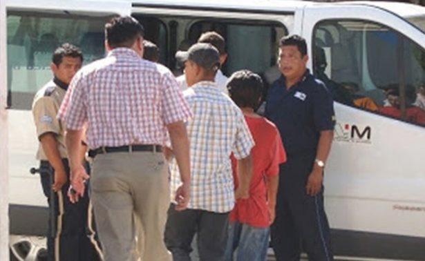 En solo 11 meses, 212 mil mexicanos fueron deportados de EU