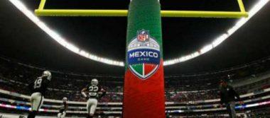 Patriotas vs Raiders en México sigue en pie
