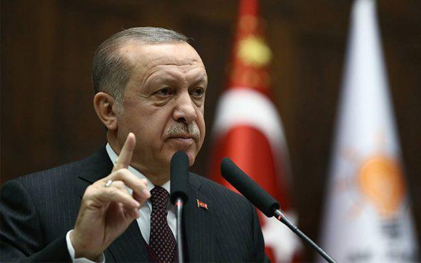 Erdogan amenaza con atacar zona siria de Afrín si los kurdos no se retiran