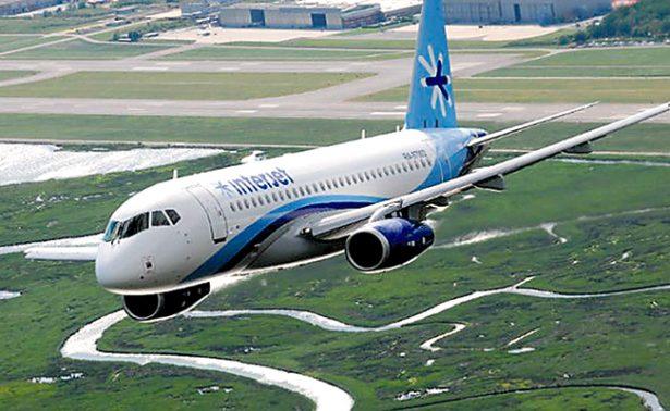 Autorizan a Interjet uso de aeronave A321 para atender rutas varadas