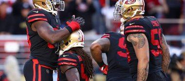 Los Rams le pegan a los 49ers
