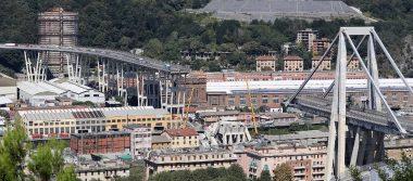 Italia decreta estado de emergencia tras derrumbe del puente de Génova