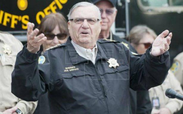 Hispanos detenidos por sheriff Arpaio podrían obtener compensación