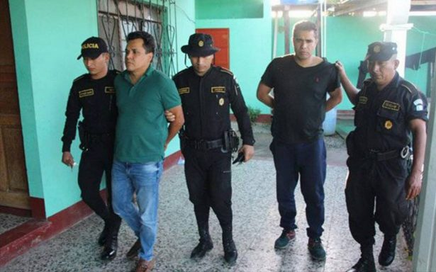 Detienen en Guatemala a presunto narcotraficante mexicano