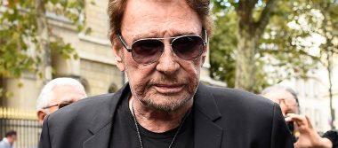 El rockero Johnny Hallyday se encuentra estable tras ser hospitalizado