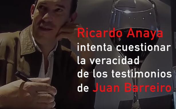 Revelan nuevo video del #CasoAnaya 15 minutos antes del debate