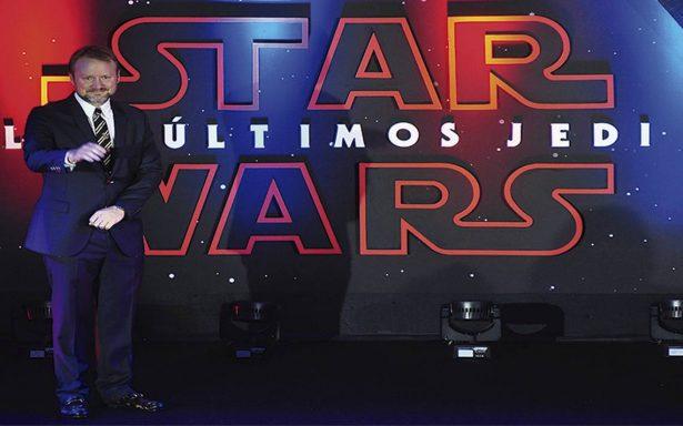 Rian Johnson no encontró restricciones al filmar la última película de Star Wars