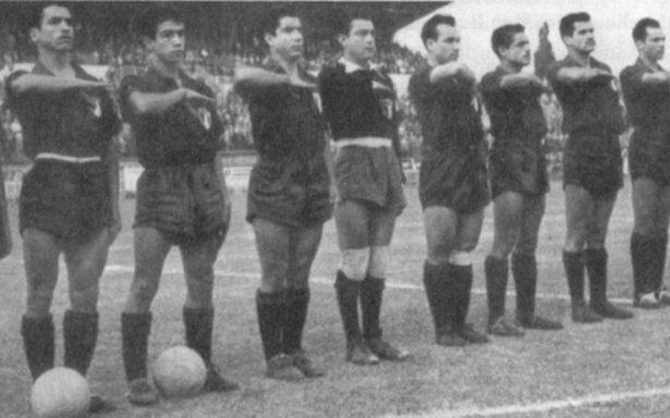 Del inicio al final: Historia de México en los mundiales, Suiza 1945