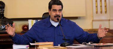 Maduro exige a México y Colombia aclarar planes con la CIA para derrocarlo