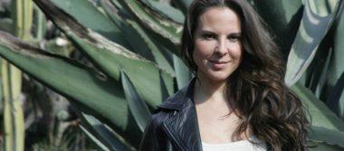 Kate del Castillo, entre las candidatas a recibir la medalla Belisario Domínguez