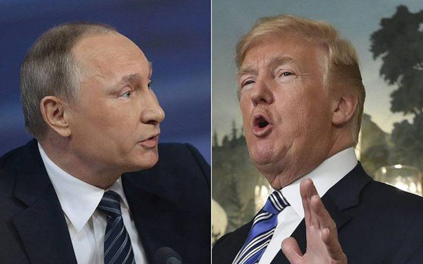 Nadie ha sido más firme con Rusia que nosotros: Trump