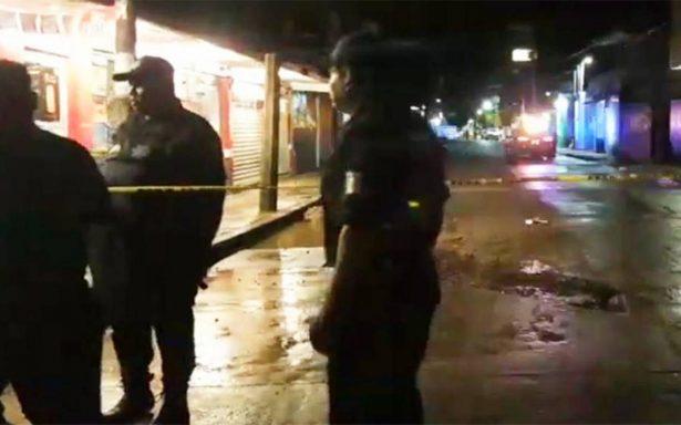 Un muerto y 10 heridos tras ataque con granadas a dos bares en Tuxtepec
